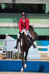 Ahlmann Christian, GER, Taloubet Z<br /> Olympic Games Rio 2016<br /> © Hippo Foto - Dirk Caremans<br /> 16/08/16