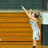 12.17.2012 Lutheran West at Elyria Catholic Girls Varsity Basketball