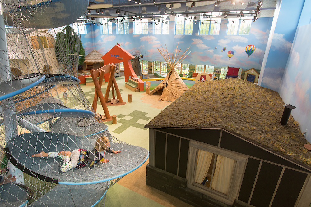 The South Dakota Children's Museum in Brookings, SD