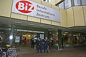 Arbeitsamt Ludwigshafen wird geräumt