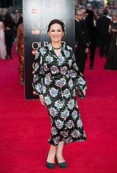 The Laurence Olivier Awards - Red Carpet Arrivals. Arlene Phillips attends The Laurence Olivier Awards at the Royal Opera House, London, United Kingdom. Sunday, 13th April 2014. Picture by Daniel Leal-Olivas / i-Images
