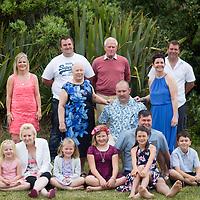 kuaotunu family portraits