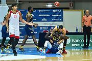 Ousmane Diop<br /> Reale Mutua Basket Torino - Urania Basket Milano<br /> Torneo Airitaly 2019<br /> Olbia, 01/09/2019<br /> Foto L.Canu / Ciamillo-Castoria