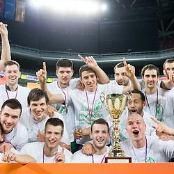 20130520: SLO, Basketball - Final of Telemach League, KK Union Olimpija vs KK Krka