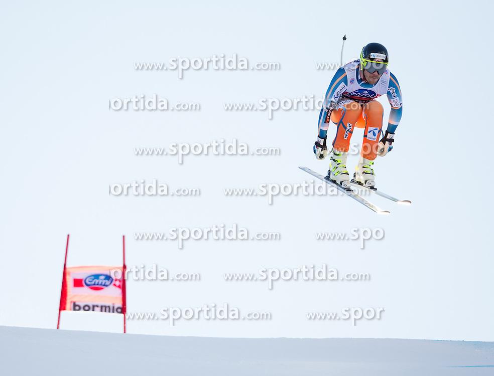 28.12.2013, Stelvio, Bormio, ITA, FIS Ski Weltcup, Bormio, Abfahrt, Herren, 2. Traininglauf, im Bild Kjetil Jansrud (NOR) // Kjetil Jansrud of Norway in action during mens 2nd downhill practice of the Bormio FIS Ski Alpine World Cup at the Stelvio Course in Bormio, Italy on 2012/12/28. EXPA Pictures © 2013, PhotoCredit: EXPA/ Johann Groder
