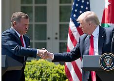Washington: Jordanian Visit - 6 April 2017