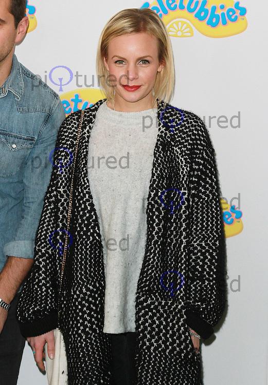 Lauren Crace, Teletubbies - World Premiere, BFI Southbank, London UK, 25 October 2015, Photo by Brett D. Cove