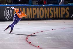 09-03-2018 NED: WK Schaatsen Allround, Amsterdam<br /> Antoinette de Jong NED