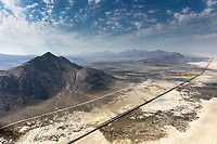 Some pilots like to play around here by swooping and diving so close to the moutain you feel like you can touch it.