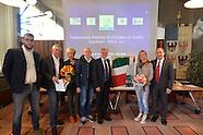 PRESENTAZIONE CAMPIONATI ITALIANI DI CICLISMO SU STRADA ESORDIENTI E ALLIEVI 9-10 LUGLIO