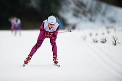 KONONOVA Oleksandra, UKR at the 2014 IPC Nordic Skiing World Cup Finals - Sprint