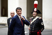 Mettings between italian and chinese prime ministers