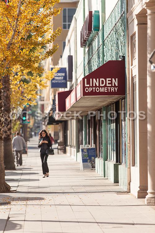 Linden Optometry on Colorado Boulevard Pasadena