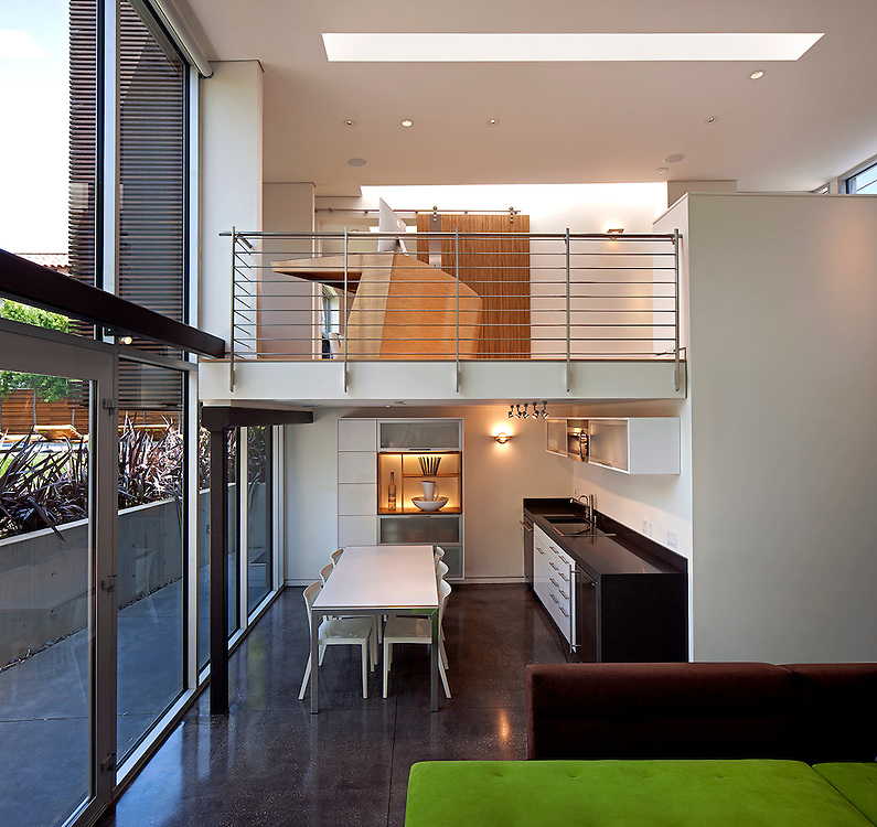 14th St Residence SM CA by William Adams Architects /  Photography by Tom Bonner - Job ID 5931
