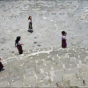 Jeux d'enfants. Santiago de Atitlan
