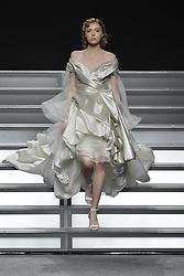 May 26, 2019 - Turin, italy - Turin. HOAS event: Carlo Pignatelli fashion show in the photo: Model (Credit Image: © Riccardo Giordano/IPA via ZUMA Press)