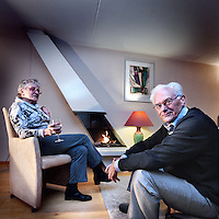 Nederland, Uithoorn , 9 januari 2012..De familie Bouma uit Uithoorn heeft moeite met de verkoop van hun huis. Ze willen graag kleiner gaan wonen in amstelveen maar de woning verkoop markt werkt niet mee door de crisis..Foto:Jean-Pierre Jans