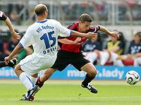 v.l. Pawel Drsek, Marek Mintal Nuernberg<br /> Bundesliga 1. FC Nuernberg - VfL Bochum<br /> Nürnberg<br /> Norway only