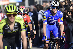 March 15, 2019 - Brignoles, France - BRIGNOLES, FRANCE - MARCH 15 : KEISSE Iljo (BEL) of DECEUNINCK - QUICK - STEP pictured during stage 6 of the 2019 Paris - Nice cycling race with start in Peynier and finish in Brignoles  (176,5 km) on March 15, 2019 in Brignoles, France, 15/03/2019 (Credit Image: © Panoramic via ZUMA Press)