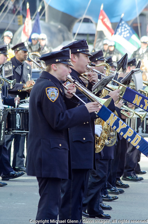 23 Nov 2017 NYC, New York United States of America // The Macy*s Thanksgiving Day Parade  Michael Glenn  /   for the FDNY