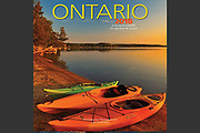 PRODUCT: Calendar<br /> TITLE: Ontario Wall 2019<br /> CLIENT: Wyman Publications / Browntrout Canada