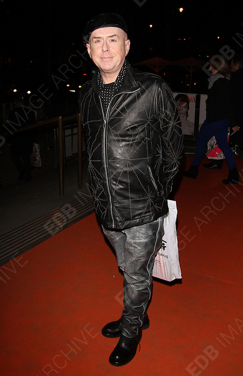 20.MARCH.2013. LONDON<br /> <br /> HOLLY JOHNSON ATTENDS DAVID BOWIE IS - PRIVATE VIEW AT THE V&amp;A MUSEUM.<br /> <br /> BYLINE: EDBIMAGEARCHIVE.CO.UK<br /> <br /> *THIS IMAGE IS STRICTLY FOR UK NEWSPAPERS AND MAGAZINES ONLY*<br /> *FOR WORLD WIDE SALES AND WEB USE PLEASE CONTACT EDBIMAGEARCHIVE - 0208 954 5968*