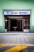 Local Shop in Puebla