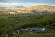 The Burren. County Clare, Ireland. Near Ballyvaughan.