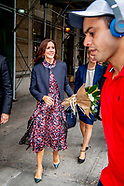 PRINCESS MARY IN NEW YORK