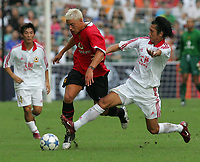 Hong Kong 23/07/05 Hong Kong XI v Manchester United (0-2) <br />