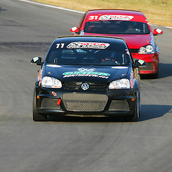 October 3-4, 2008 Braselton, GA. 2008 Volkswagen Jetta TDI Cup from Road Atlanta
