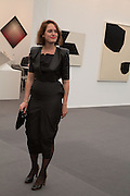 NINA SCHUITEMAKER-WICHSTRPRO, Opening of Frieze Masters. Regent's Park. London. 15 October 2013.