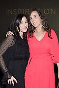 Step Up Women's Network Founder Kaye Popofsky Kramer, and Step Up Women's Network Managing Director Jamie Kogan