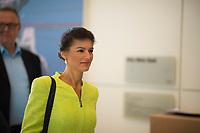 DEU, Deutschland, Germany, Berlin, 12.03.2019: Dr. Sahra Wagenknecht, Vorsitzende der Bundestagsfraktion von DIE LINKE, vor der Fraktionssitzung von DIE LINKE im Deutschen Bundestag.