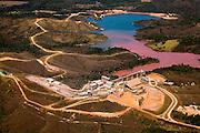 Tres Marias _ MG, 29 de Julho de 2008..Unidade industrial da Votorantim....Foto: LEO DRUMOND / AGENCIA NITRO