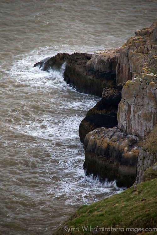 Europe, United Kingdom, Wales. The Great Orme Heritage Coast, Wales.