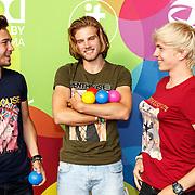 NLD/Hilversum/20150715 - Premiere Binnenstebuiten, Zomaer, Robin, Bart en Thomas!