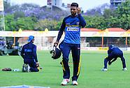 Harare- Sri Lanka Practice Session - 26 Oct 2016