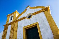 Igreja de Nosso Senhor do Bonfim, no centro histórico de São José. São José, Santa Catarina, Brasil. / Nosso Senhor do Bonfim Church, in the historic center of Sao Jose. Sao Jose, Santa Catarina, Brazil.