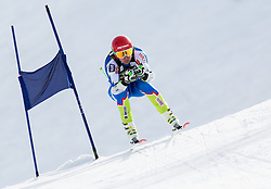 Andrej Sporn of Slovenia during Men's Super Combined Slovenian National Championship 2014, on April 1, 2014 in Krvavec, Slovenia. Photo by Vid Ponikvar / Sportida