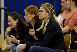 01-06-2014 NED:  Vriendschappelijk Nedeland - Belgie, Eindhoven<br /> Nederland wint met 3-2 van Belgie / Maret Grothues
