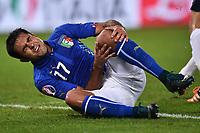 Infortunio Eder Italia Injured <br /> Roma 13-10-2015 Stadio Olimpico Euro 2016 qualificazioni - Qualifying round group H Italia - Norvegia / Italy - Norway Foto Andrea Staccioli / Insidefoto