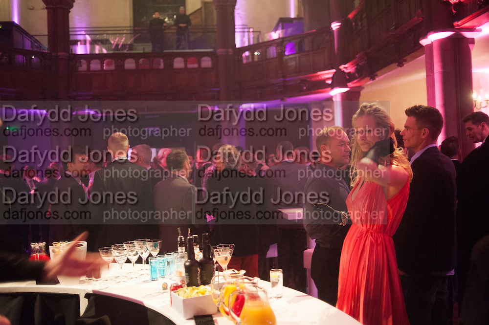 TERRENCE HIGGINS TRUST fundraising  Supper Club, One Mayfair, London. : 31 October 2012