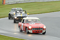 #31 Paul Rayment MGB Roadster during the MGCC Thoroughbred Sportscar Championship at Oulton Park, Little Budworth, Cheshire, United Kingdom. September 03 2016. World Copyright Peter Taylor/PSP.