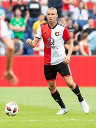 Sven van Beek of Feyenoord during the Pre-season Friendly match between Feyenoord Rotterdam and Levante UD at the Kuip on July 29, 2018 in Rotterdam, The Netherlands