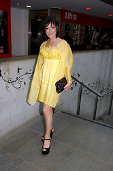 NANCY DELL'OLIO at the Roundhouse Rock and Roll Circus - an evening to raise funds for the Roundhouse's continued delivery of projects and facilities for young people, held at The Roundhouse, Chalf Farm Road, London on 12th June 2008.<br />