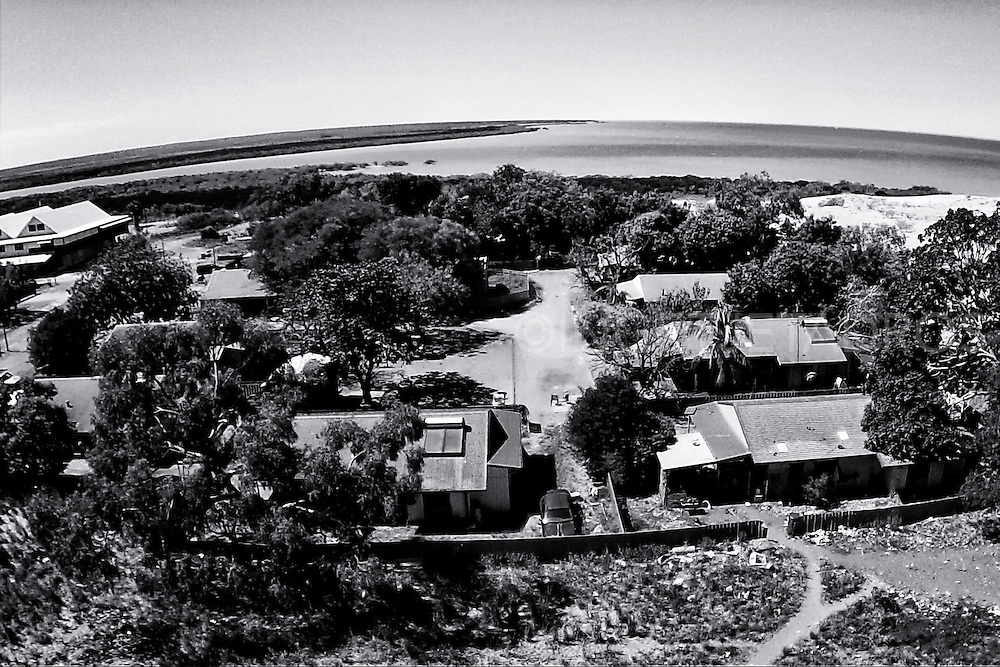 Kennedy Hill sits in one of the most pristine real estate in the town of Broome. The Community is slowly being dismantled. What the future holds for it's future residents is unknown. Broome, Western Australia.<br /> &copy;Ingetje Tadros/Diimex<br /> <br /> Article in L'OEIL de la Photographie:<br /> http://www.loeildelaphotographie.com/en/2016/05/06/article/159902507/head-on-photo-festival-2016-ingetje-tadros/