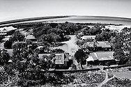 Kennedy Hill sits in one of the most pristine real estate in the town of Broome. The Community is slowly being dismantled. What the future holds for it's future residents is unknown. Broome, Western Australia.<br />