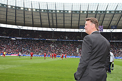 08.05.2010, Olympiastadion Berlin, GER, 1.FBL, Hertha BSC Berlin vs FC Bayern München, im Bild Louis van Gaal (FC Bayern München-Trainer)  EXPA Pictures © 2010, PhotoCredit: EXPA/ nph/  Hammes / SPORTIDA PHOTO AGENCY