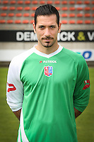 Ofir Marciano pictured during the 2015-2016 season photo shoot of Belgian first league soccer team Royal Mouscron Peruwelz, Thursday 16 July 2015 in Mouscron.
